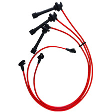 Spark plug wire set Ignition cable for Toyota Tacoma tundra T100 1995-2004 3.4L