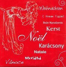 Noël du monde - Dori Texuec's group+Choeur de Jeunes Filles de Moscou-15 TITRES