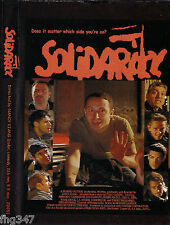 Solidarity (DVD 2005) Short film by Nancy Kiang; cops / robbers comedy; 9.5 min