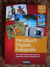 Handbuch Digitale Fotografie mit Software auf CD