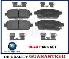 FOR CHEVROLET ORLANDO 1.8 2.0DT 2011--> ON NEW REAR BRAKE DISC PADS