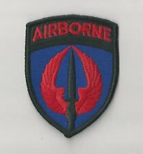 US ARMY PATCH - SPECIAL OPERATIONS AVIATION COMMAND