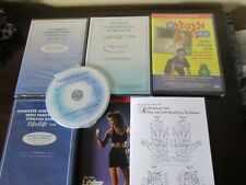 FOUR Life Lift Breathing DVD's OxygenZoo Plus Stretch BANDS- CD-GIFTS