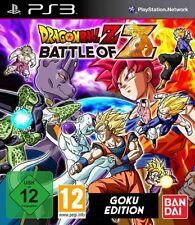 Dragon Ball Z: Battle of Z -- Goku Edition (Sony PlayStation 3, 2014, Eurobox)