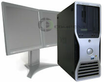 Dell Precision 490 Dual Core Xeon CPU 2.33GHz 4GB 80GB  Workstation Computer