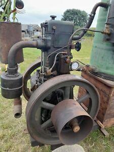 LISTER CS 6HP DIESEL STATIONARY ENGINE VERY ORIGINAL, UNMOLESTED