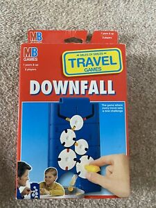 DOWNFALL (MB GAMES, Travel Games, 1994) Hasbro
