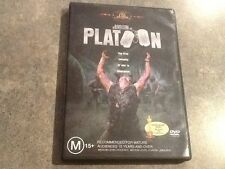Platoon - Charlie Sheen, Willem Dafoe, Tom Berenger, Oliver Stone Region 4 DVD