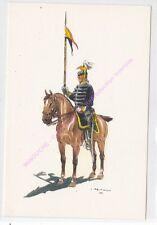 CP MILITARIA J DEMART Costumes Militaires 2e lanciers soldat 1914