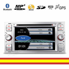 "Radio cd gps 7"" modelos Ford DVD USB Bluetooth Soporta Mirroring Incluye canbus"