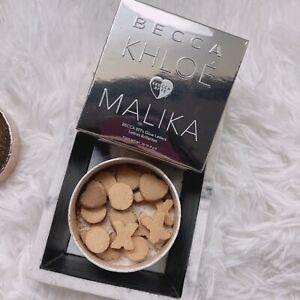Becca Khloe Malika - Becca BFFs Glow Letters Baked Highlighter - New In Box #KJ