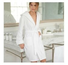 THE WHITE COMPANY SHORT HYDROCOTTON BATHROBE - BRAND NEW IN RETAIL PACK