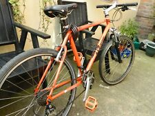 Orange Orange Mountain Bike retro aluminium MTB