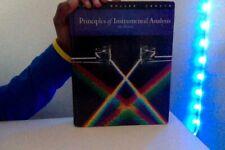 Principles of Instrumental Analysis by F. James Holler, Douglas A. Skoog and...