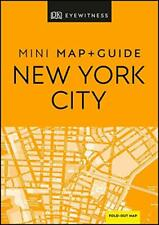 DK Eyewitness New York City Mini Map and Guide (Pocket Travel Guide) by DK Eyewi