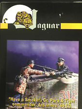 "Jaguar 1/35 ""HAVE A SMOKE"" Gr. Para & Tiger Commander, Ardennes 1944 - 63111"
