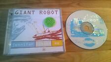 CD Pop Giant Robot - Jennifer Kissed Me (4 Song) CLEARSPOT / EFA