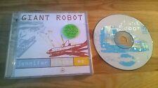 CD Pop Giant Robot - Jennifer Kissed Me (4 Song) CLEARSPOT / EFA