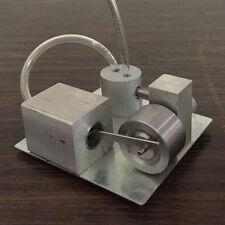Twin Cylinder Steam Engine Model Horizontal Steam Engine w/ Boiler Complete Kit