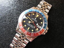 20mm Stainless Steel Jubilee Bracelet For Rolex Gmt Master 1675 & Milgauss 1019