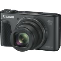 Canon PowerShot SX730 HS Schwarz Photo Digital Kompaktkamera 20,3 Megapixel