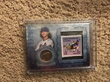 2015 Topps Birth Year Coin and Stamp DIME #BYJD Jacob deGrom 46/50 New York Mets