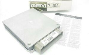 For FORD THUNDERBIRD 1990 OEM Reman  ENGINE CONTROL COMPUTER ECC ECM 78-4863