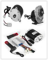 Electric Motor E-bike Motor controller kit DC 24v 12v e-ATV Skateboard E-Scooter