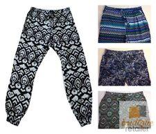 Unbranded Harem Machine Washable Plus Size Pants for Women