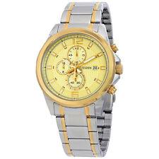 Citizen Chronograph Mens Watch AN3554-54P