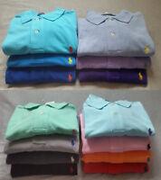 Ralph Lauren Mens Polo Shirt T-Shirt Short sleeve RRP £75 Brand New 100% Genuine