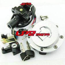 Ignition Switch Gas Cap Helmet Seat Lock Key for Honda CB400 SF Super Four 92-98