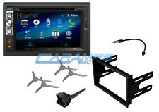 """NEW 6.2"""" AXXERA STEREO W/ BLUETOOTH AND AUXILIARY & USB INPUTS W/ INSTALL KIT"""
