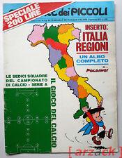 CORRIERE dei PICCOLI anno LXIII N 3 - 1971 Jacovitti Toppi