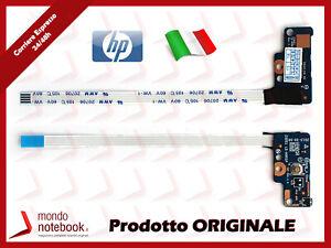 Scheda Accensione Power Button Board con Cavo Flat Hp 250 G3 PC