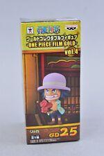 Banpresto One Piece World Collectible WCF Film Gold Rikka Vol 4 GD25 Authentic