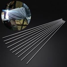 10pcs 2.4x330mm Low temperature Aluminum Alloy Filler Rods Welding Brazing Wire