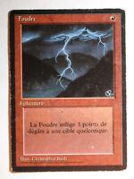 Lightning Bolt // Foudre French Revised FWB ►Magic-Style◄ MTG NM
