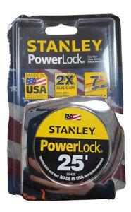 Stanley 33-425 25-Foot by 1-Inch Measuring Tape, Original