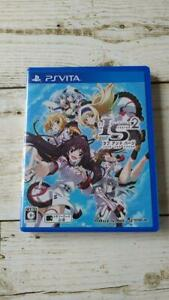 PSVITA/Infinite Stratos 2: Love and Purge Manga Anime Game from Japan