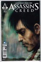 Assassins Creed #13 Cov A Titan Comic 1st Print 2016 NM ships in t-folder