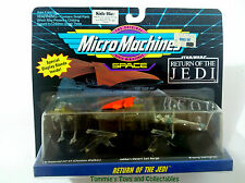 STAR WARS RETURN OF THE JEDI Micro Machine Collection #3 galoob 1993 MOC