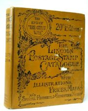 LINCOLN BRITISH, COLONIAL & FOREIGN POSTAGE STAMP CATALOGUE 20TH EDITION
