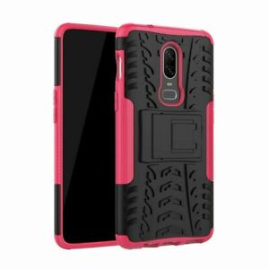 Heavy Duty Shock Proof Builder Stand Case Cover For Various OnePlus / One Plus