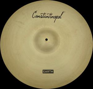 "Constantinopol EARTH RIDE 20"" - B20 Bronze - Handmade Turkish Cymbals"