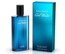 ~ Cool Water ~ DAVIDOFF 4.2 oz 125 ml Men edt Cologne NIB