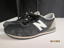 c6ff318be6d13 New Balance 420 Black Woman's Cross Trainer Shoes WL420BKK Size 7 EUR 37.5