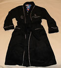 Fremantle Dockers AFL Boys Fleece Embroidered Dressing Gown Size 14 / 16 New