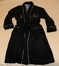 Fremantle Dockers AFL Boys Fleece Embroidered Dressing Gown Size 10 / 12 New