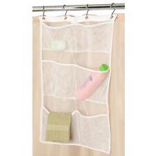 New Bath Shower Organizer Bathroom Storage Caddy Soap Shampoo Conditioner Items
